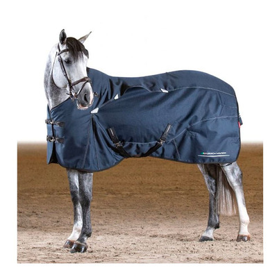 EQUILINE - ROLPH - Couverture de box 400g blue