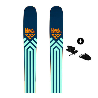 BLACK CROWS - ATRIS - Pack skis freeride Homme