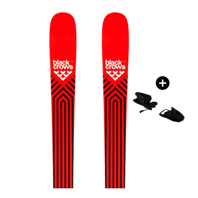 BLACK CROWS - CAMOX - Pack skis all-mountain Homme