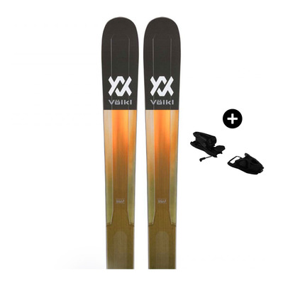VOLKL - MANTRA 102 - Pack skis freeride Homme