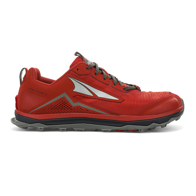 ALTRA - LONE PEAK 5 - Trail Shoes - Men's - red