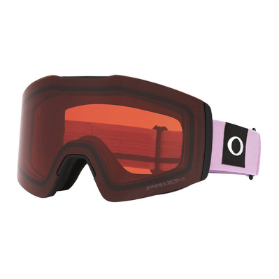 OAKLEY - FALL LINE XM - Masque ski blue-pink/prizm snow rose