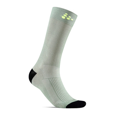 CRAFT - CORE ENDURE BIKE SOCK FOREST/F Unisexe FOREST/FLUMINO