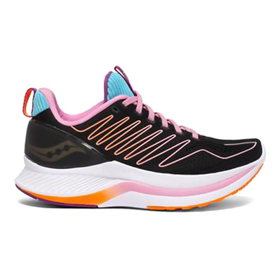 SAUCONY - ENDORPHIN SHIFT - Chaussures running Femme future black