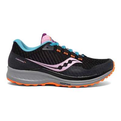SAUCONY - CANYON TR - Scarpe da trail Donna future black
