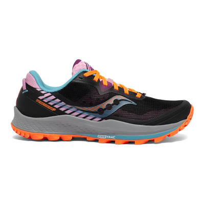 SAUCONY - PEREGRINE 11 - Chaussures trail Femme future black
