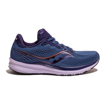 SAUCONY - RIDE 14 - Chaussures running Femme midnight/copper