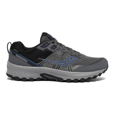 SAUCONY - EXCURSION TR14 GTX - Zapatillas de trail hombre charcoal/storm