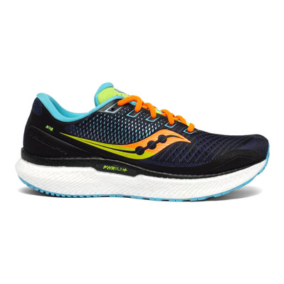 SAUCONY - TRIUMPH 18 - Chaussures running Homme future black