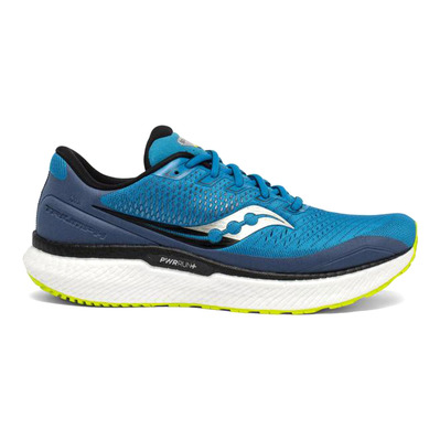 SAUCONY - TRIUMPH 18 - Chaussures running Homme cobalt/storm