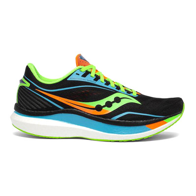 SAUCONY - ENDORPHIN SPEED - Chaussures running Homme future black