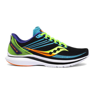 SAUCONY - KINVARA 12 - Chaussures running Homme future black