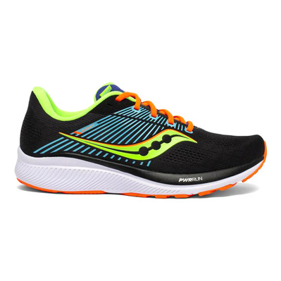 SAUCONY - GUIDE 14 - Chaussures running Homme future black