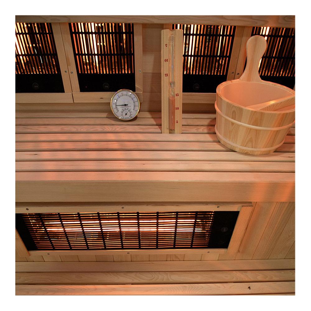 HOLLS SAUNA Holls VENUS - Sauna 3/4 places + accessoires