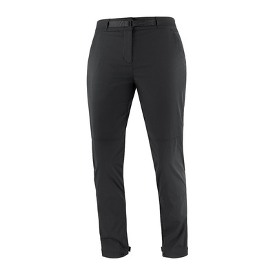 SALOMON - OUTRACK - Pantaloni Donna black