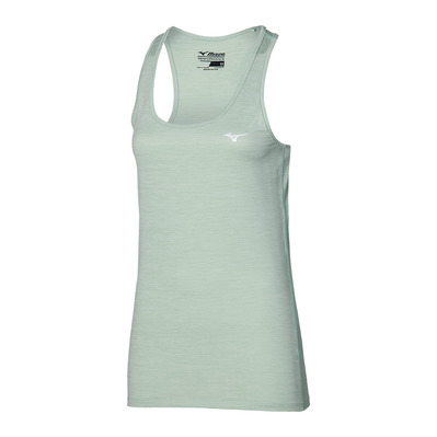 MIZUNO - IMPULSE CORE - Tank Top - Women's - surf spray