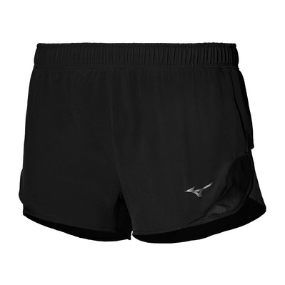 MIZUNO - AERO 2.5 - Shorts - Women's - black
