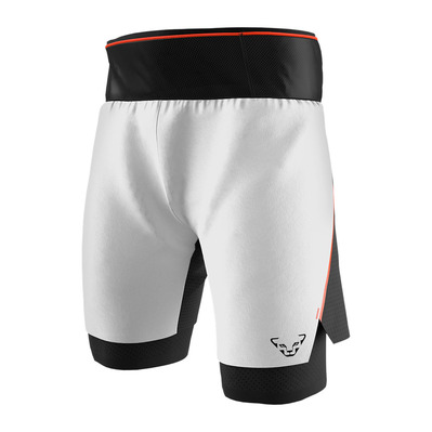 DYNAFIT - DNA ULTRA - Short 2 en 1 Homme nimbus/0910
