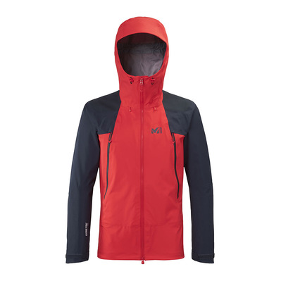 MILLET - K ABSOLUTE GTX - Jacket - Men's - fire/orion blue