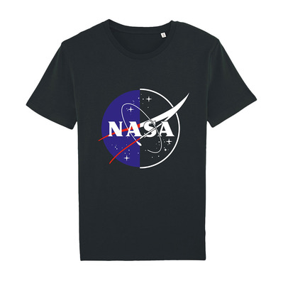 NASA - MEATBALL HALF - T-Shirt - black