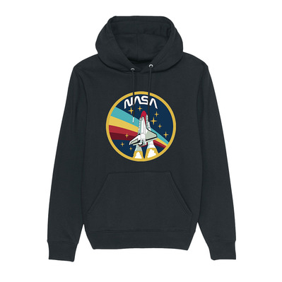 NASA - NASA BLASON - Sweatshirt - black