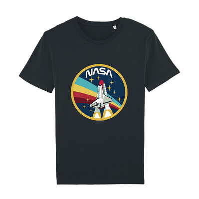 NASA - NASA BLASON - T-Shirt - black