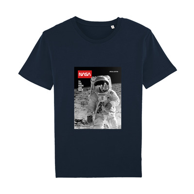 NASA - NASANEWSPAPER - T-Shirt - navy