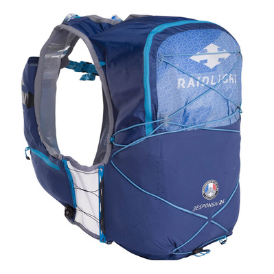 RAIDLIGHT - RESPONSIV 24L - Sac d'hydratation Homme dark blue