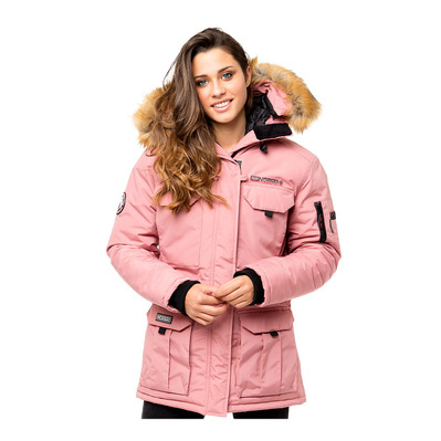 GEOGRAPHICAL NORWAY - ALPES - Parka - Frauen - blushed rose