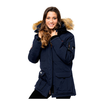 GEOGRAPHICAL NORWAY - ALPES - Parka - Frauen - navy