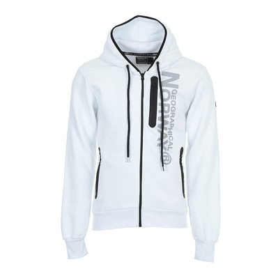 GEOGRAPHICAL NORWAY - FASCARDE - Sweatshirt - Männer - white