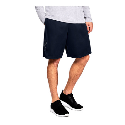 UNDER ARMOUR - TECH GRAPHIC - Short hombre navy