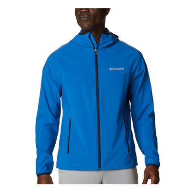 COLUMBIA - Heather Canyon™ Jacket Homme Bright Indigo