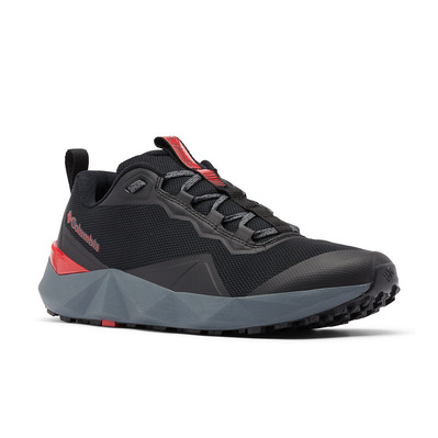 COLUMBIA - FACET 15 - Scarpe da escursionismo Uomo black/bright r