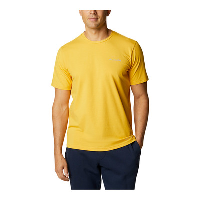 COLUMBIA - Men's Sun Trek™ Short Sleeve Tee Homme Bright Gold