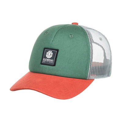 ELEMENT - ICON MESH - Casquette Homme green gables