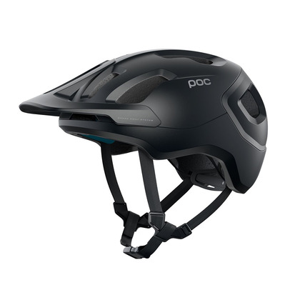 POC - AXION SPIN - Casque VTT uranium black matt