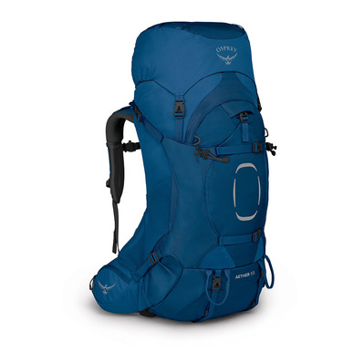 OSPREY - AETHER 55 - Sac à dos Homme deep water blue