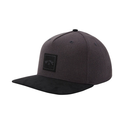 BILLABONG - STACKED UP - Casquette grey black