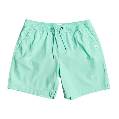 "QUIKSILVER - TAXER 17"" - Short Homme cabbage"