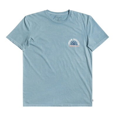 QUIKSILVER - DREAM SESSIONS - Camiseta hombre blue heaven