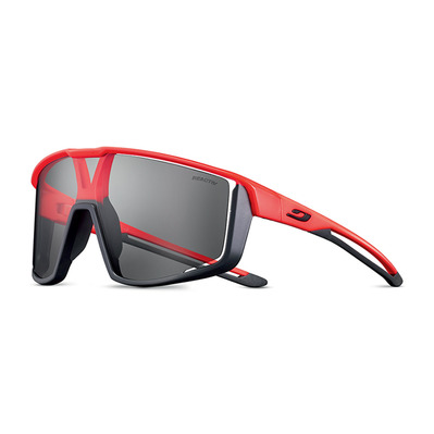 JULBO - FURY Homme BLACK/ORANGE FLUO Clear