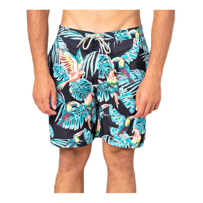 "RIP CURL - AVE DO BRA 18"" - Boardshort Homme black"
