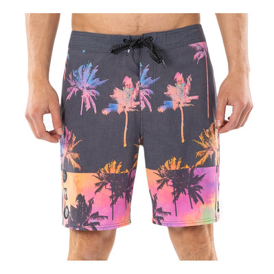 "RIP CURL - MIRAGE MASON BACKYARDS 19"" - Boardshort Homme black"
