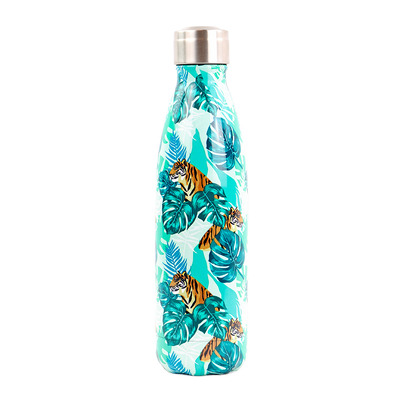 YOKO DESIGN - 1809 - Bouteille isotherme 500ml tiger