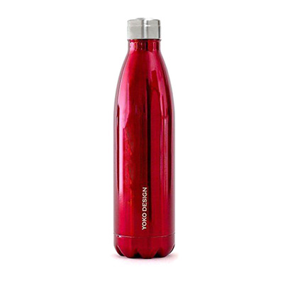 YOKO DESIGN - 1439 - Bouteille isotherme 750ml bright red