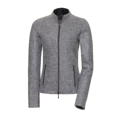 EQUIREX - LODEN WOOL CLINIC - Chaqueta mujer grey melange