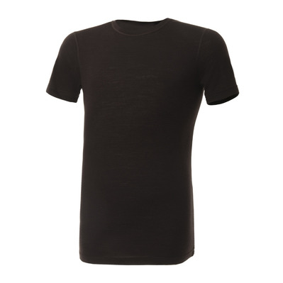 EQUIREX - MERINO WOOL - Camiseta hombre shale brown
