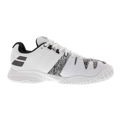 BABOLAT - PROPULSE BLAST ALL COURT 2019 - Chaussures tennis Homme white/black vnm