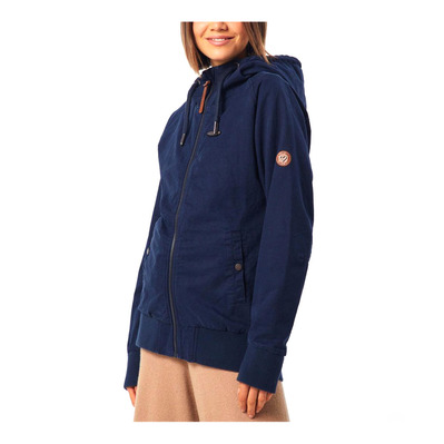 ALIFE AND KICKIN - JOHANNA - Parka - Frauen - navy